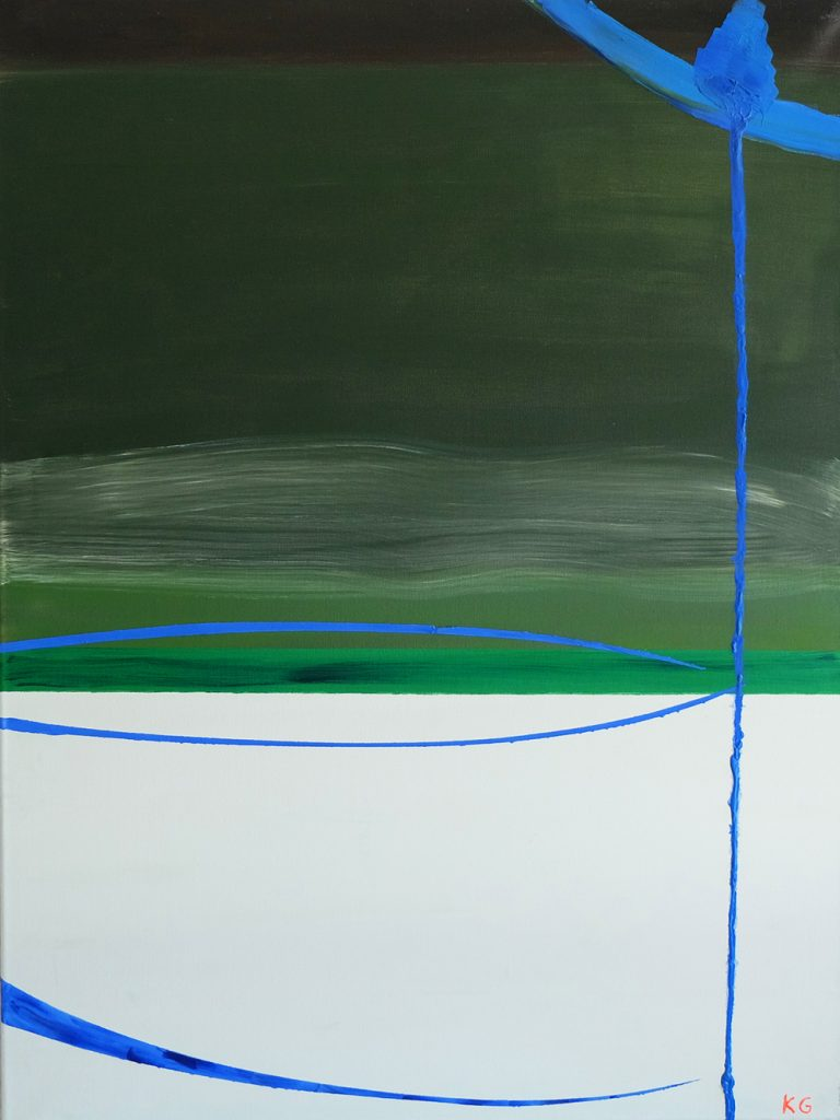Arte contemporáneo Valencia Karlo Grados España artista galería óleo abstracto Madrid10