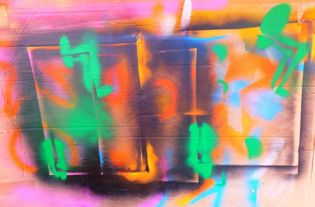 Arte contemporáneo Valencia Karlo Grados España artista galería óleo abstracto Madrid17