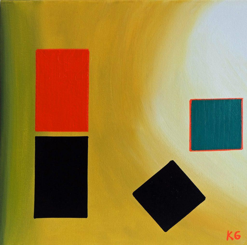 Arte contemporáneo Valencia Karlo Grados España artista galería óleo abstracto Madrid5