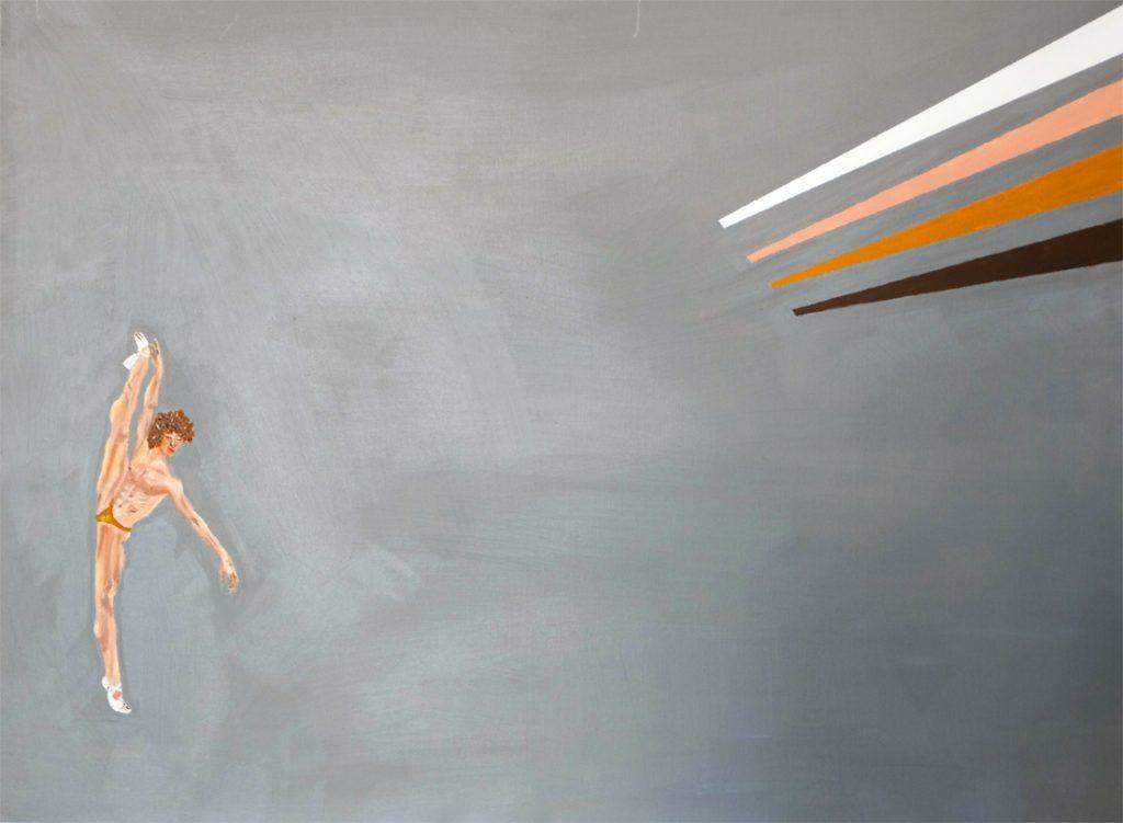 Arte contemporáneo Valencia Karlo Grados España artista galería óleo ballet 3